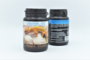Dragon Island CALCIUM+D3 100g